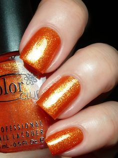 Fashion Polish: Color Club Take Wing Collection