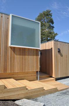 Leibal: Retreat Fuglvik by Reiulf Ramstad Architects