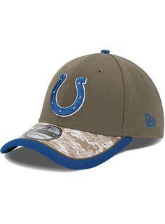 promo code 2081b c4e91 Colts New Era 39THIRTY Salute To Service Hat
