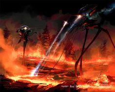 War of the Worlds - Ryan Church