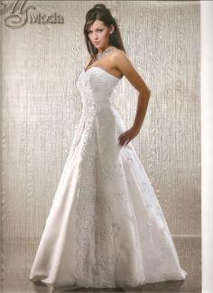 Svatební šaty NADINE