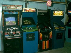 The Garage Gameroom - New Year's Eve 1999