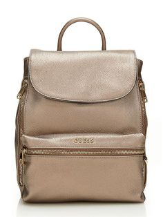 ALANIS BACKPACK WITH ZIP | GUESS.eu