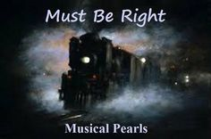 http://www.musicalpearls.com/stories-2/must-be-right/ Train hopping is a long-established tradition in the USA, but did you know it's popular in Britain? Although it's against the law, many people hitch free rides on freight trains today. Both men and women are involved. They come from all walks of life, from vagrants and immigrant workers to thrill-seeking middle class citizens.