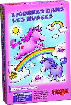 Licornes dans les nuages [concours]