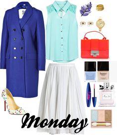 Fashion.Mama.Aquarius.: Monday OOTD