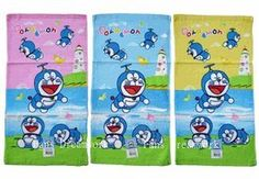 $12.99 Doraemon towel set 3 pcs  From Doraemon   Get it here: http://astore.amazon.com/ffiilliipp-20/detail/B004Y71NA6/187-0557144-4158040