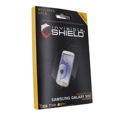 invisibleSHIELD Full Body Easy Install for Samsung Galaxy S3
