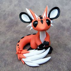Fox-Dragon-Sculpture