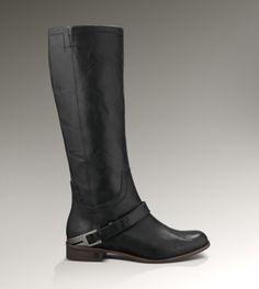 UGG Channing II 1001637 Black Boots