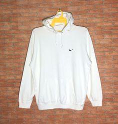 6bc7677edb5 Rare Taille de Nike Swoosh Logo broderie par PhabanVintageStore Pantalons