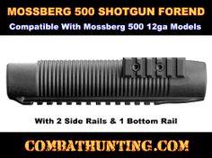 Mossberg 500 Forend For Tactical Shotgun With Short Rails