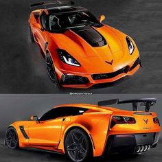 2019 Chevrolet ZR1 Corvette / Supercharged LT5 755hp / 715 lb-ft  torque #ZR1 #Corvette #chevroletcorvettezr1