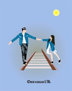 Read from the story Kumpulan Gambar Untuk Cover Wattpad by (Nissa Ariella) with reads. Cute Couple Drawings, Cute Couple Art, Anime Love Couple, Couple Cartoon, Tumblr Couples, Anime Couples, Cute Couples, Aesthetic Couple, Vaporwave Anime