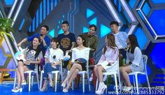 """Jessica Jung filming the chinese Show """"Happy Camp"""""""