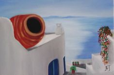 Artist Patouna anastasia title santorini island dim oil on canvas price 130 euro Santorini Island, Joomla Templates, Anastasia, Oil On Canvas, Euro, Gallery, Artist, Blog, Painting