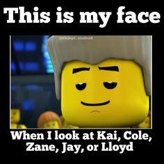 And Zane's face when he sees P.I.X.A.L.  but for me, its only Zane. I titally cried