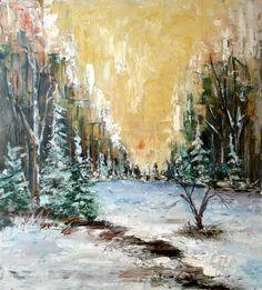 PAPP EDIT festőművész galériája - Képgaléria - Festmény-tájkép - 2011