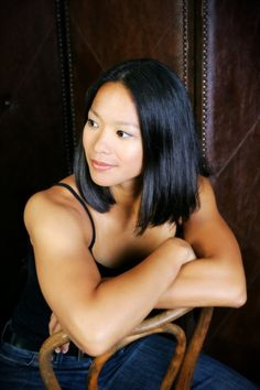 Um....Julie Chu's arms. That is all. #CaptainAmerica