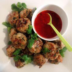 Thai Chicken Balls | Food Safari