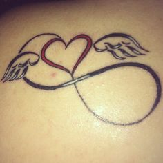 Something similar would be awesome for my daughter's CHD memorial/awareness tattoo