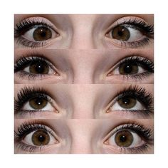 my eyes | Tumblr ❤ liked on Polyvore featuring beauty products, eyes, makeup, pictures, beauty and pics