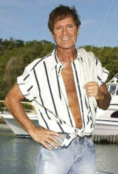Cliff Richard wants to let his fans know the best times are back, starting with his calendar which shows the singer smiling in pictures shot in Barbados where he has a home. Barbados, 50s Music, Sir Cliff Richard, Mark Knopfler, Olivia Newton John, Farm Hero Saga, Young Ones, David Tennant, Celebs
