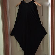 Black diamond dress Black diamond dress, worn once. Honey Punch Dresses Midi