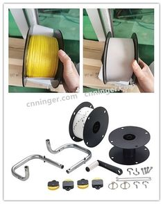 Sticky Roll Trap for Flies  Tape and Rope Type all available!!!  Contact us for your own brand business now!!!  Email: stephy@cnninger.com Whatsapp:86 18867650058 www.cnninger.com Sticky Rolls, Glue Traps, Business Branding, Tape, Duck Tape, Ribbon, Ice