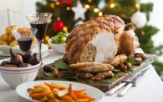 Marcus Wareing, the renowned chef at Petrus and the Savoy Grill in   London, has never tired of the traditional festive ingredients. Here, he   gives his recipes for the ultimate Christmas feast