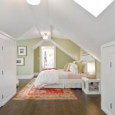 Attic Bedroom Closet Design, Pictures, Remodel, Decor and Ideas