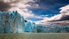 Argentina - Glaciar Perito Moreno, majestuoso !