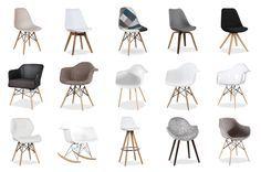 Sélection de chaises scandinaves pas chères chez SuperStudio