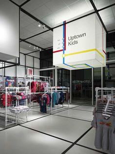 Retail Design   Shop Design   Fashion Store Interior Fashion Shops   Uptown Kids by Elliott + Associates Architects, Oklahoma City