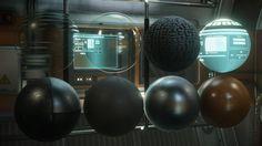 3ds max, cryengine, star citizen, lighting, materials, gamedev, indiedev, game development, game industry, games, environment art