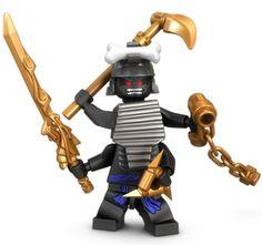lego ninjago lord garmadon mini figurine amazonfr jeux et