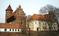 Schloss in Allenstein