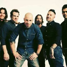 Daughtry <3 Chris has one of the nicest most unique voices! (I know I say that about almost everyone) I love it!