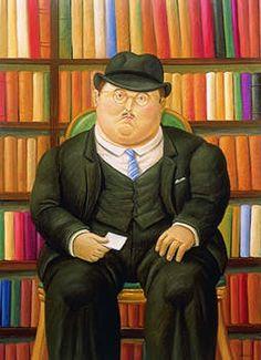 Fernando Botero  - Notaio