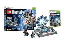 Lego Dimensions Starter Pack - Xbox 360: Amazon.it: Libri