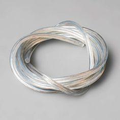 Kabel transparent 1 Meter rund #lampenundleuchten.at #Innenbeleuchtung