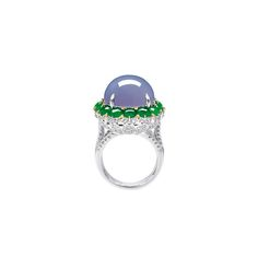 Fine Lavender Jadeite Jadeite And Diamond Ring And Pair Of Matching Pendent Earrings Jade Ring Jewelry Photography Lavender Ring