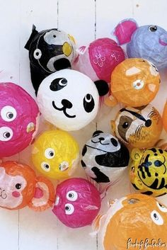 Kamifusen Japanese Paper Balloons | Kourtney Kardashian Great Mommy Finds