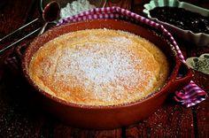 Bögrés császármorzsa a sütőből - Rupáner-konyha Cake Cookies, Cornbread, Cake Recipes, Cupcake, Deserts, Pudding, Sweets, Baking, Ethnic Recipes