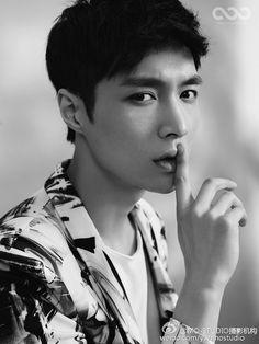 ☆EXO Yixing for Easy magazine☆ Yixing Exo, Kyungsoo, Chanyeol, Top 15, Xiuchen, Kim Minseok, Baekyeol, Normal Guys, Exo Korean