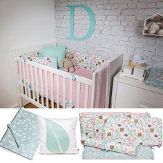 A @shopdoudou está arrasando nas estampas das almofadas, lençóis e kit berço. Veja outras opções para o enxoval do seu filho aqui:http://bit.ly/2g2RhtH