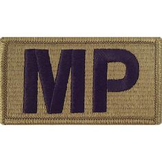 United States Army Military Police (MP) MultiCam (OCP) Patch Criteria:ACU Patches, known broadly as shoulder sleeve insignia (SSI), are embroidered patches...
