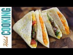 Quesadillas Three Ways - How to Make Quesadillas - YouTube