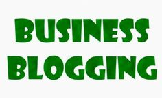 Why blogging improves your business acumen, not just your sales - have you looked at your blogging activities in this way before? Read on...