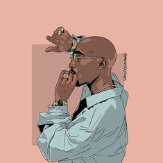 2pac Wallpaper, Rapper Wallpaper Iphone, Cartoon Wallpaper, Arte Do Hip Hop, Hip Hop Art, 2pac Poster, Tupac Art, Tupac Lyrics, Tupac Pictures